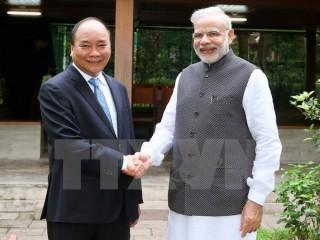 Toàn văn Tuyên bố chung giữa Cộng hòa Ấn Độ và Việt Nam
