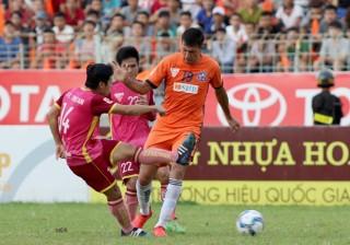 Thanh Hóa hòa Quảng Ninh trong trận cầu xấu xí