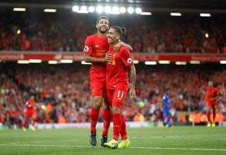 Liverpool đè bẹp Leicester City tại Anfield