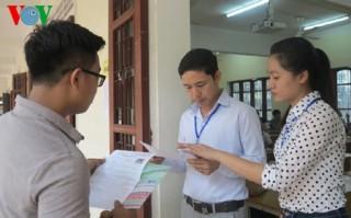 Giải đáp về thi trắc nghiệm môn Toán kỳ thi THPT Quốc gia năm 2017