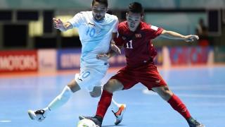 Futsal Việt Nam tăng hạng trên bảng xếp hạng FIFA sau chiến thắng lịch sử