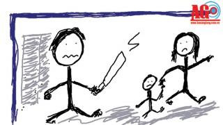 Bóng ma bạo lực gia đình