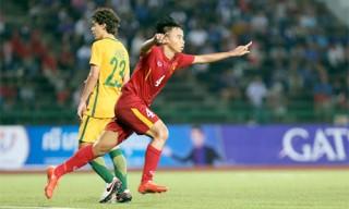 U16 Việt Nam ngược dòng đánh bại Australia tại giải châu Á