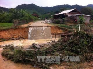 3 ngày tới, mưa lớn gây lũ miền Trung