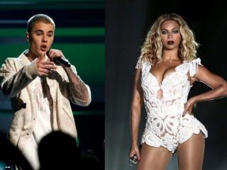 Beyoncé, Justin Bieber dẫn đầu đề cử MTV EMAs 2016