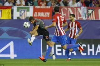 Atletico Madrid 1-0 Bayern Munich: Thêm một lần đau