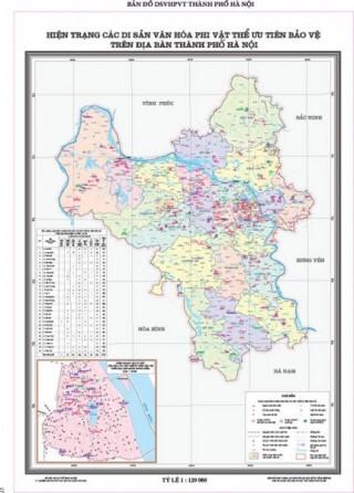 Hà Nội là địa phương đầu tiên lập bản đồ di sản văn hóa phi vật thể