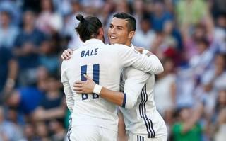 Ronaldo gây thất vọng, Real để Eibar cầm hòa 1-1
