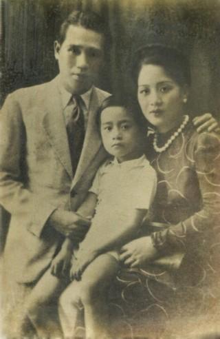 Nghệ sĩ Tư Chơi - người chồng đầu tiên của NSND Phùng Há