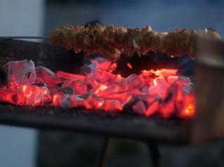 Hấp dẫn ẩm thực nướng Tam Đảo - Vĩnh Phúc