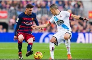 """Barca – Deportivo: Khó cưỡng """"Người khổng lồ"""""""