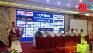 Giải bóng đá U.21 Quốc gia Báo Thanh Niên, An Giang gặp lại Hà Nội T&T