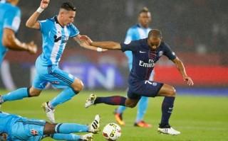 """Hòa nhạt Marseille, PSG """"hít khói"""" Nice tại Ligue 1"""