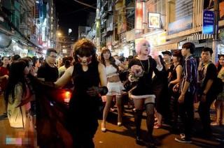 5 điểm đón lễ hội hóa trang Halloween miễn phí ở Sài Gòn
