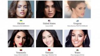 Miss World 2016: Hàng loạt thí sinh có chiều cao vượt trội trên 1,8 m