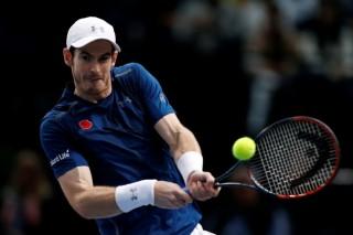 Hạ Berdych, Murray giành vị trí số 1 thế giới
