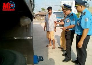 Thanh tra, kiểm tra, bảo vệ công trình giao thông