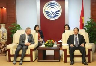 Việt Nam - Slovakia tăng cường hợp tác về báo chí
