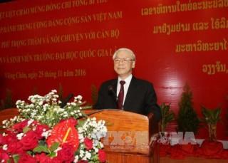 Quan hệ Việt - Lào: Tài sản chung vô giá, ý nghĩa sống còn của hai dân tộc