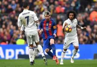 Ramos lại đóng vai người hùng, Barca bị chia điểm kịch tính trên sân nhà