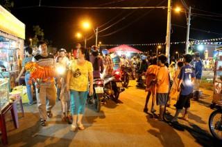 Chợ đêm Sao Mai Bình Khánh 5 - Nơi hội tụ văn hóa ẩm thực Việt