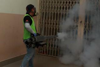 Gần 100 người Sài Gòn nhiễm virus Zika