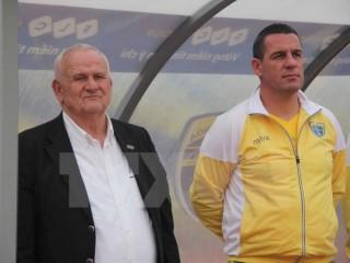 Huấn luyện viên đoạt Cúp C1 châu Âu sẽ dẫn dắt FLC Thanh Hóa