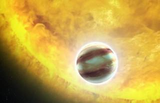 Phát hiện các đám mây chứa đầy đá quý trên hành tinh lạ