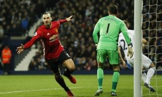 West Brom 0-2 Man Utd: Nối dài mạch bất bại nhờ Ibrahimovic