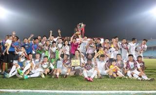 Hà Nội T&T đổi tên thành Câu lạc bộ bóng đá Hà Nội
