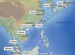 Việt Nam có thêm tuyến cáp APG, vơi nỗi lo đứt cáp AAG
