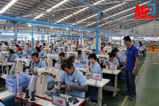 Các khu công nghiệp tiếp tục thu hút đầu tư