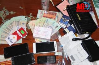 Triệt xóa đường dây mua bán ma túy ở TX. Tân Châu