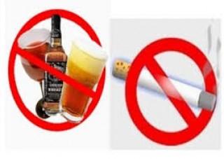 Ngày Tết nên bớt rượu bia!
