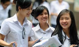 Bộ GDĐT lưu ý thí sinh cách đăng ký dự thi THPT quốc gia 2017