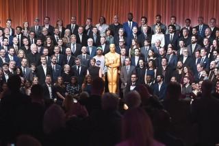 Dàn sao lộng lẫy dự tiệc khởi động của Oscar 2017