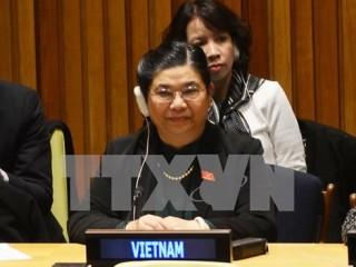 Việt Nam và Philippines thúc đẩy hòa bình, an ninh ở Biển Đông