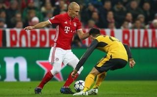 Vùi dập Arsenal, Bayern Munich đặt 1 chân vào tứ kết Champions League