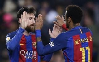 Messi lập cú đúp, Barca nhọc nhằn khuất phục Leganes