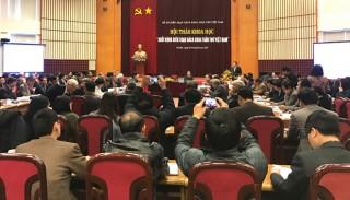 Việt Nam sẽ có Bách khoa toàn thư đồ sộ nhất với 70 chuyên ngành