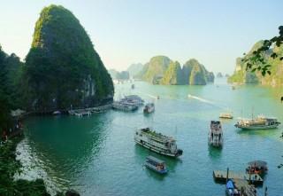 Vịnh Hạ Long vào top 10 di sản thế giới đẹp nhất châu Á