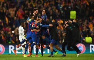 Barcelona làm nên lịch sử với trận đại thắng PSG