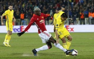 Europa League: M.U bị FC Rostov cầm hòa trên đất Nga
