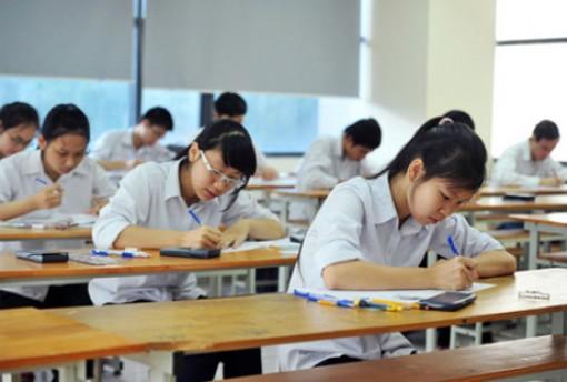 Kỳ thi THPT quốc gia sẽ có 5 bài thi