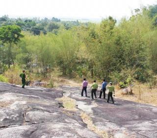 Tập trung bảo vệ rừng mùa khô