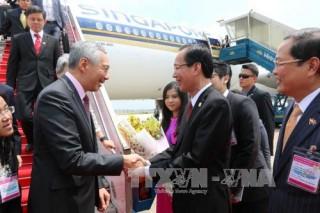 Đưa quan hệ hợp tác Việt Nam-Singapore lên tầm cao mới