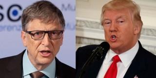 Bill Gates vẫn là người giàu nhất thế giới, vị trí của Trump giảm mạnh