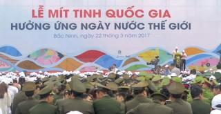 Ngân hàng châu Á: Việt Nam trong nhóm các quốc gia thiếu nước