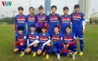 ĐT nữ Việt Nam quyết giành 1 vé dự VCK giải vô địch châu Á