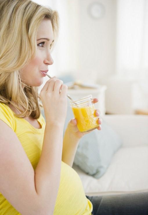 Những thực phẩm đã mang bầu là không ăn!